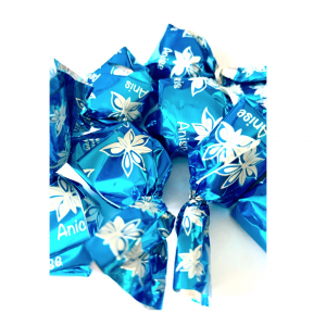 Anise flavoured candies